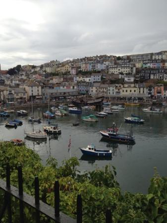 Redlands Guest House: bay at brixham