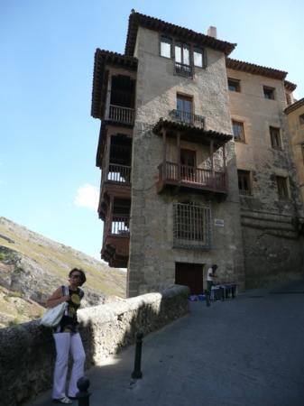 بارادور دي كوينكا: casas colgadas de Cuenca