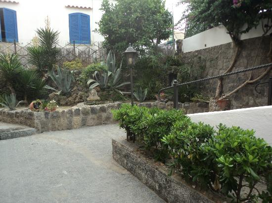 Hotel Antares: Piccola discesa
