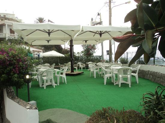 Hotel Antares: .