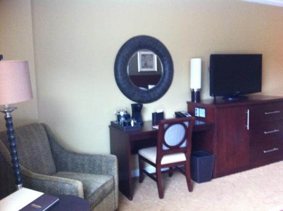 Sands Casino Resort: Inside the room