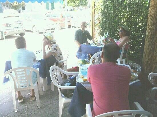 Ischia Porto, Italia: clienti affezionati