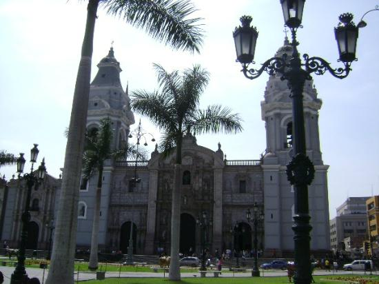 ลิมา, เปรู: Centro de Lima
