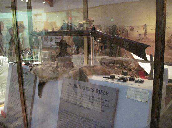 Museum of the Mountain Man: Jim Bridger's Rifle