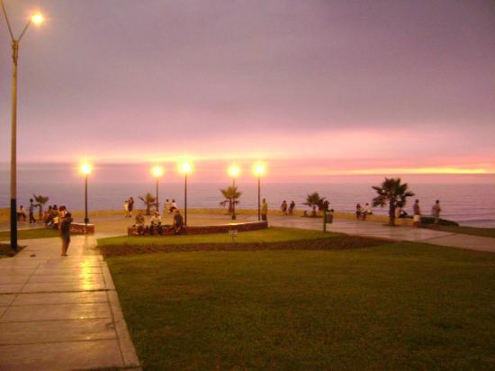 Lima, Peru: Jardim do Amor