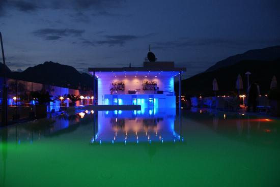 Hotel Kristal Palace - Tonelli Hotels: sky bar