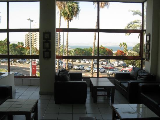 Panorama Hotel: lobby