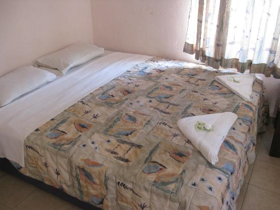 Panorama Hotel: double bed