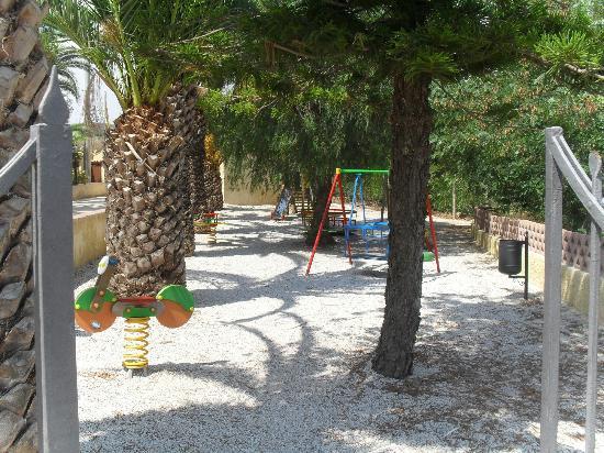 Agriturismo Tenuta di Bellaprima: parco giochi