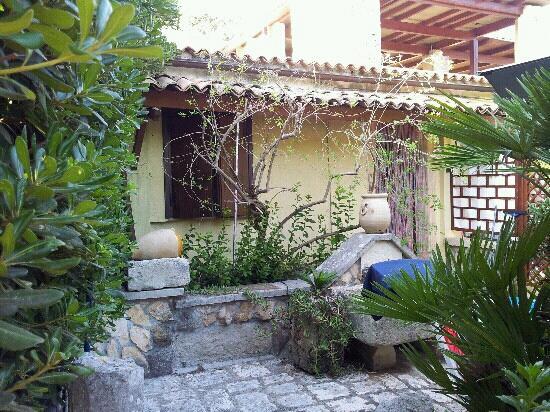 Villa Grotta Monaca: villino A bilo 3 posti letto
