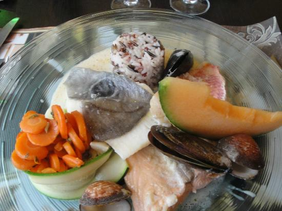 Le Pagnol: This is the lovely fish dish