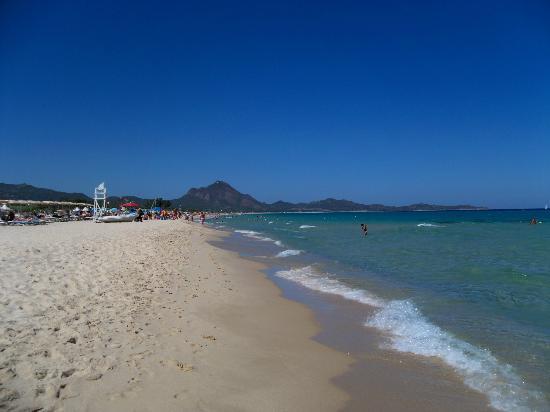 Residence Luna Rossa: Spiaggia e mare Costa Rei