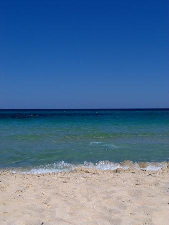 Residence Luna Rossa: Il mare di Costa Rei