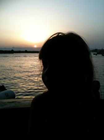 Meson El Cura : superbe endroit au bord de l'eau