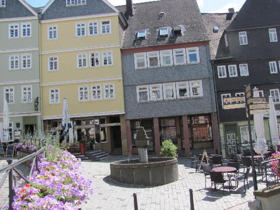 Gutes Essen am Kornmarkt - Landsknecht, Wetzlar Reisebewertungen ...
