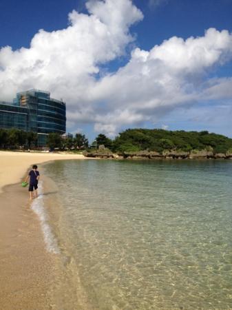 Tiger Beach : タイガービーチホテル建設中