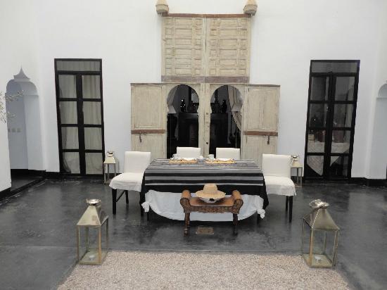 Dar Seven: Riad Courtyard