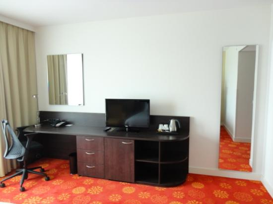 Hilton Garden Inn Leiden : nice room