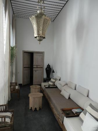 Dar Seven: Lounge area