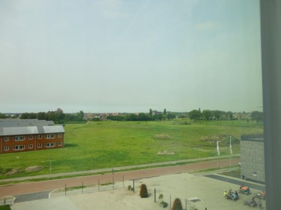 Hilton Garden Inn Leiden: relaxing view