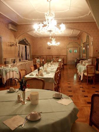 Hotel du Parc: Frühstücksraum
