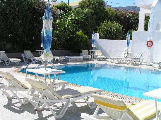 Michalis Studios & Apartments: Piscina