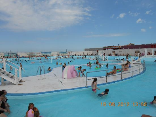 Gillingham, UK: The Lido