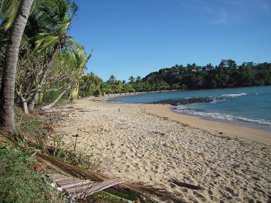 La Maison des Parfums: La plage tranquille