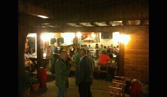 Antica Osteria Friozzu: cena milan club