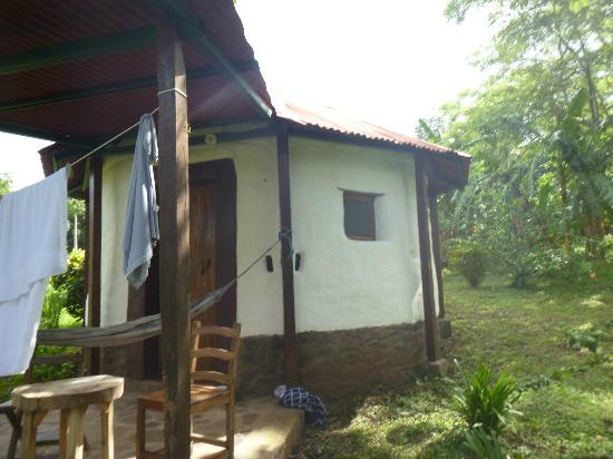Our casita at Finca Mystica