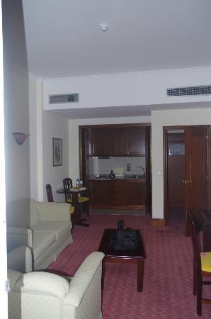 The Jardins d'Ajuda Suite Hotel : SALON