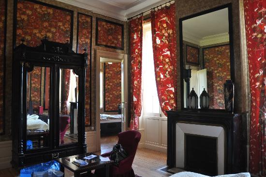 Chateau Belle Epoque : Room Madame et Monsieur