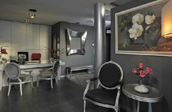 Hotel Globales Acis & Galatea: Lobby Hotel
