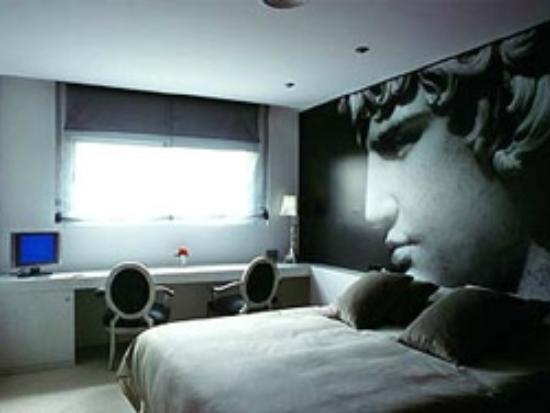 Hotel Globales Acis & Galatea: Habitación Doble. Preciosa!