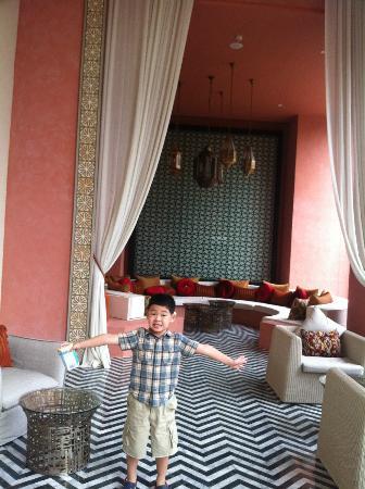 Marrakesh Hua Hin Resort & Spa: ล็อบบี้ 