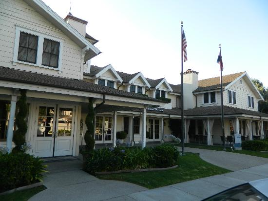 Fess Parker's Wine Country Inn and Spa: Inn
