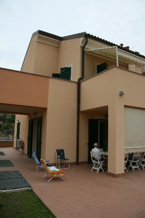 Residence Corte Del Sole: Area Esterna