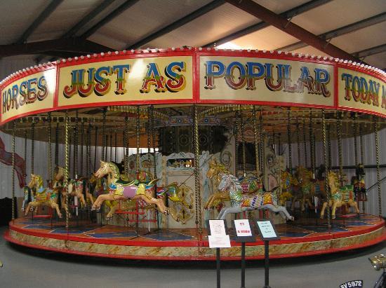 The Scarborough Fair Collection: Carousel (Gallopers)