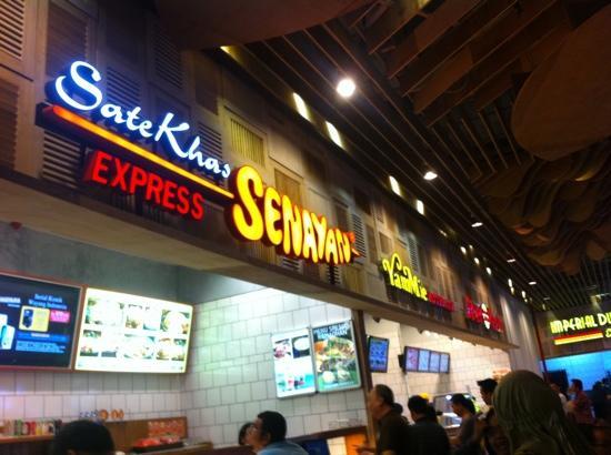 Bakmi GM : the food court