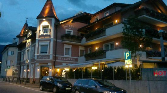 Hotel Blitzburg: foto hotel