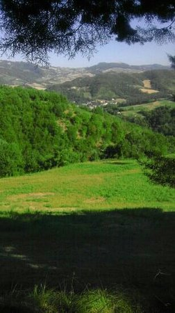 Santa Sofia, Itália: panorama