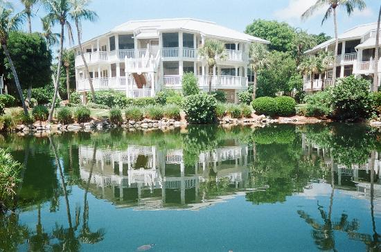 Sanibel Cottages Resort: Beautiful structures