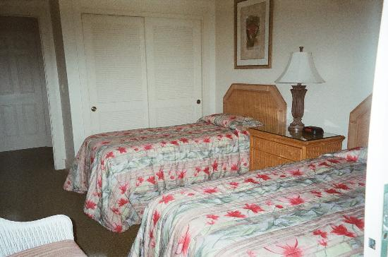 Sanibel Cottages Resort: Bedroom No. 2...very spacious and lovely