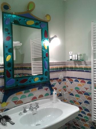 Villa Castiglione : Salle de bain