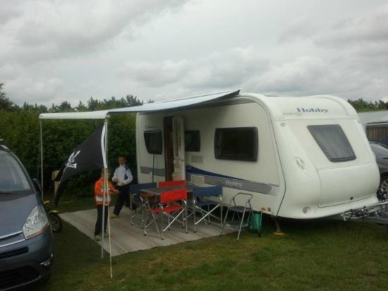 Billund FDM Camping: piazzola campeggio