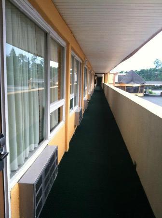 Days Inn Freehold : view
