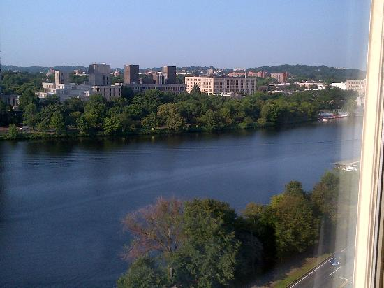 Hyatt Regency Cambridge, Overlooking Boston: Simply gorgeous! We visited on the perfect day.