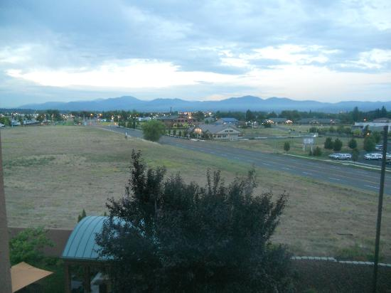 Courtyard Medford Airport: View from my room