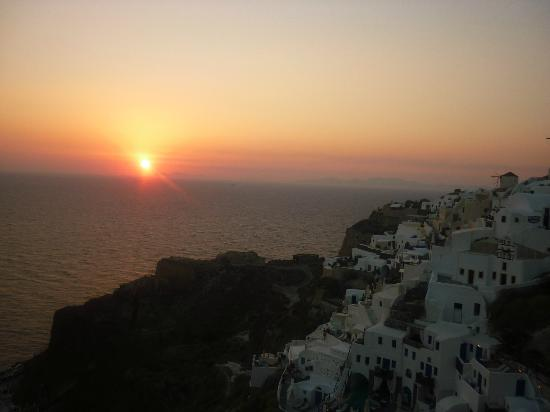 Art Maisons Luxury Santorini Hotels Aspaki & Oia Castle: View