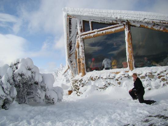 El Refugio en Arelauquen: Cabana Refugio Arelauquen